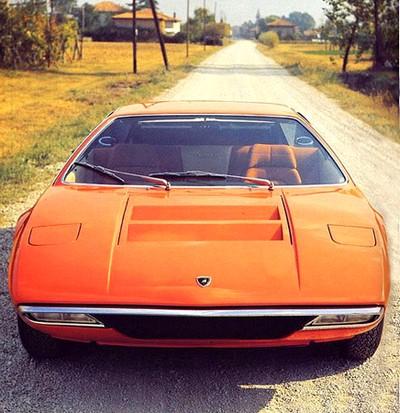 Lamborghini Urraco (1)