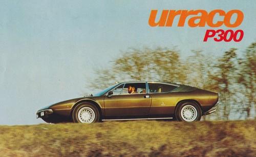 Lamborghini Urraco (3)
