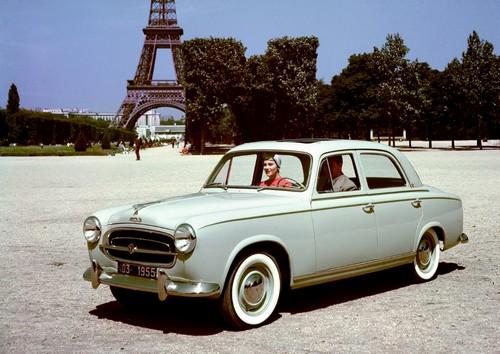 Peugeot 403 1955 (1)