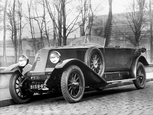 Renault 40 CV Torpedo 1922 (1)
