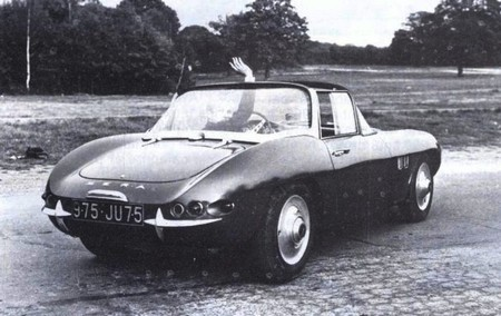 Sera-Panhard hard-top