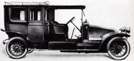 renault 40CV Type CG 1911