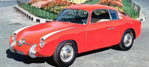 Abarth Fiat 750 Zagato 3