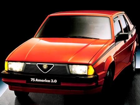 Alfa Romeo 75 (5)