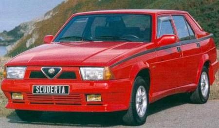 Alfa Romeo 75 imola