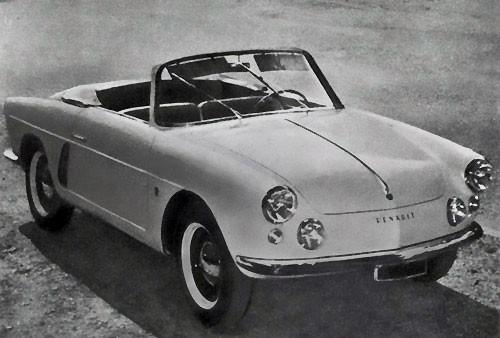 Alpine A106 cabriolet (1)