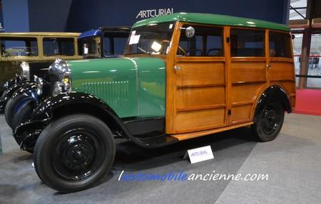 Citroën B12 woody