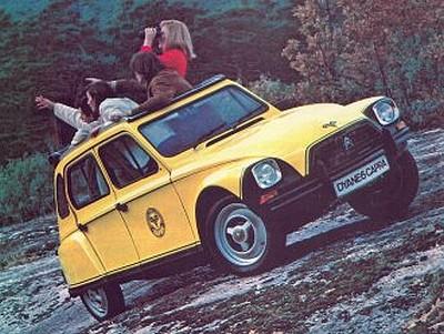 Citroën Dyane Capra (1)