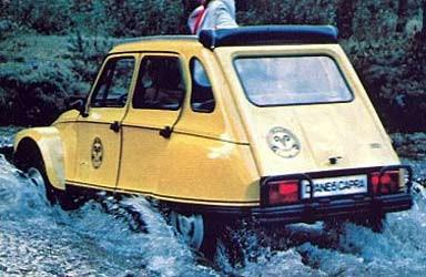 Citroën Dyane Capra (2)