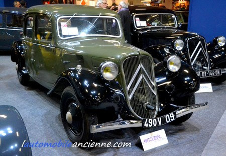 Citroën Traction 7c