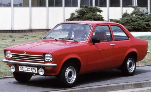 Opel Kadett C 2p(1)