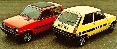 Renault 5 USA