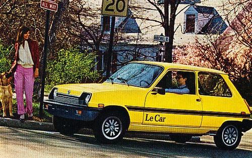 Renault Le Car (1)