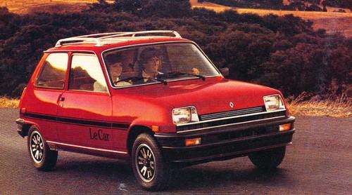 Renault Le Car (2)