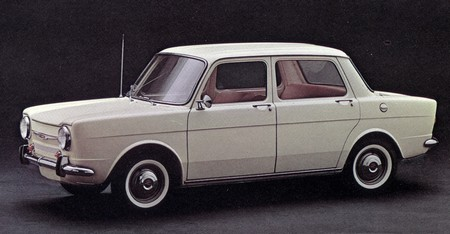 simca 1000 (1961-1978) | l'automobile ancienne