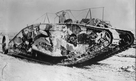 Tank Mark I (2)