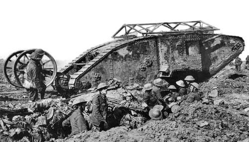 Tank Mark I (4)