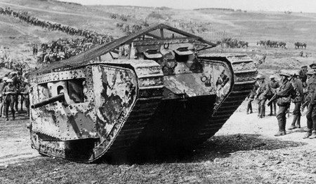 Tank Mark I (5)
