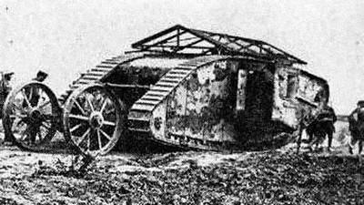 Tank Mark I (6)