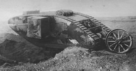 Tank Mark I (7)