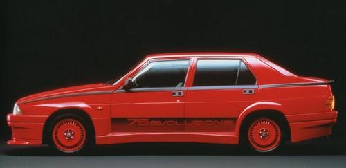 Alfa Romeo 75 Turbo Evoluzione (2)