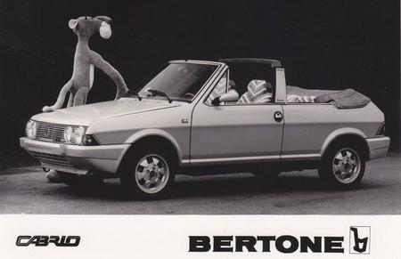 Fiat Ritmo bertone Cabriolet (1)