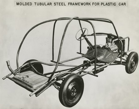 Ford Hemp Body Car (1)