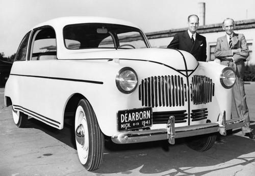Ford Hemp Body Car (2)
