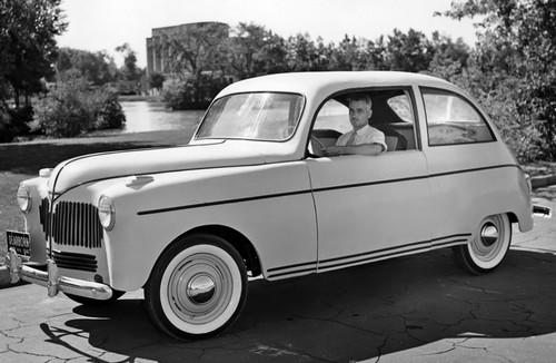 Ford Hemp Body Car (3)