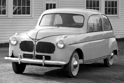 Ford Hemp Body Car (5)