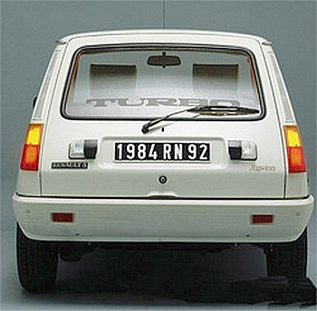 Renault 5 Laureate Turbo (2)