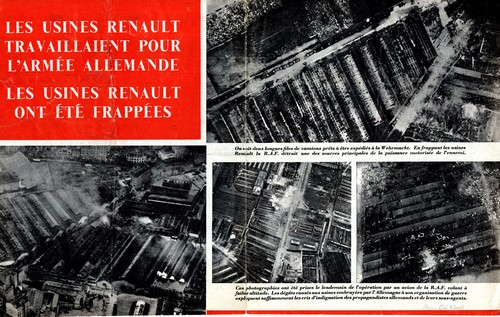 tract bombardement 1942