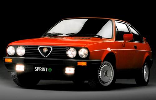 Alfa Romeo Alfasud Sprint (1)