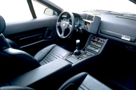 Alpine A610 interieur (1)