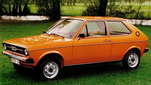 Audi 50 (13.1)