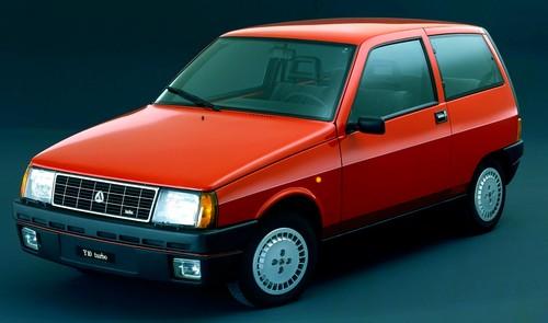 Autobianchi Y10 Turbo (3)