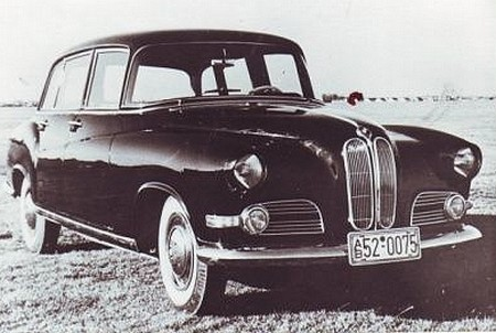 bmw 505 l 39 automobile ancienne. Black Bedroom Furniture Sets. Home Design Ideas