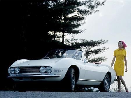 Fiat Dino Spider (2)