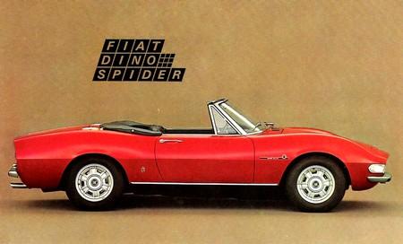 Fiat Dino Spider (3)