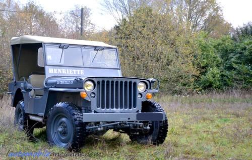 jeep hotchkiss m201 cea 1963 l 39 automobile ancienne. Black Bedroom Furniture Sets. Home Design Ideas