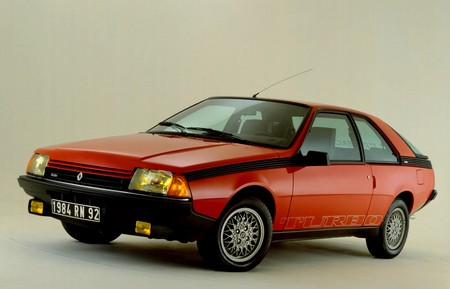 Renault Fuego turbo (1)
