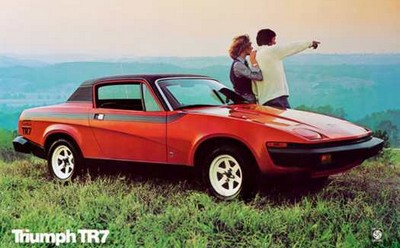 Triumph TR7 (1)
