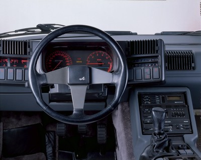 Alpine GTA - interieur (1)