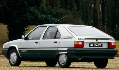 Citroën BX Leader (10)