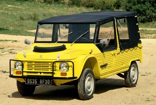 Citroën Méhari 4x4  (6)