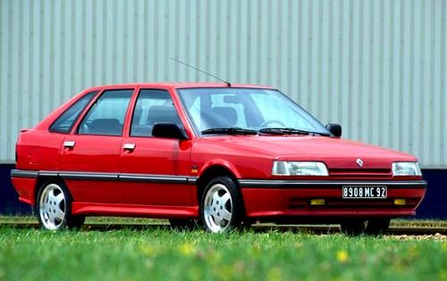Renault 21 TXI 5p (2)