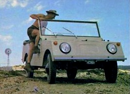 Volkswagen Country Buggy (6)