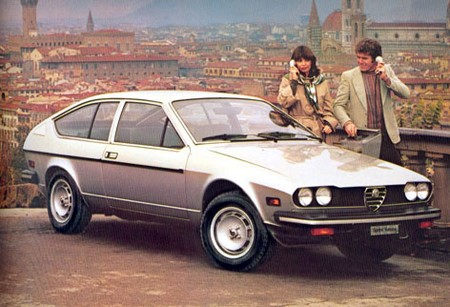 Alfa Romeo Alfetta GTV America (1)