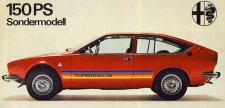 Alfa Romeo Alfetta Turbodelta (1)