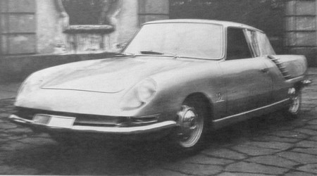 Alfa Romeo Dauphine Michelotti (3)